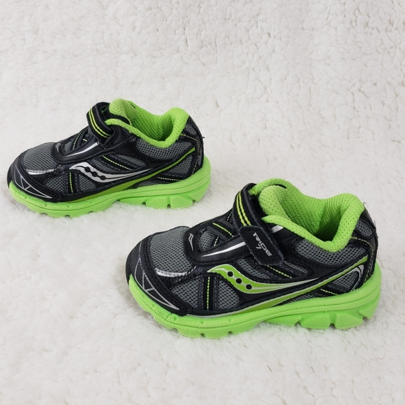 Baby Ride 7 Lime Green Sneakers | Poshmark